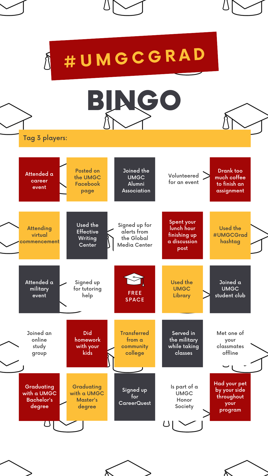 Bingo: Social media toolkit image template 1 for Facebook or Instagram Stories